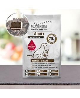 10 kg Platinum Iberico og Grønt Adult hundefoder Platinum - 14