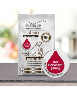 5 kg Platinum Iberico og Grønt Adult hundefoder Platinum - 12