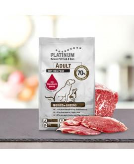 1,5 kg Platinum Iberico og Grønt Adult hundefoder Platinum - 12