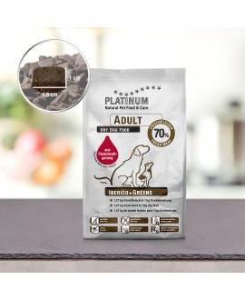 1,5 kg Platinum Iberico og Grønt Adult hundefoder Platinum - 14